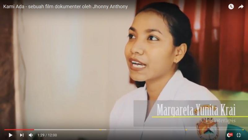 Nobar Film AKU BISA (film dokumenter dukungan terapi dan