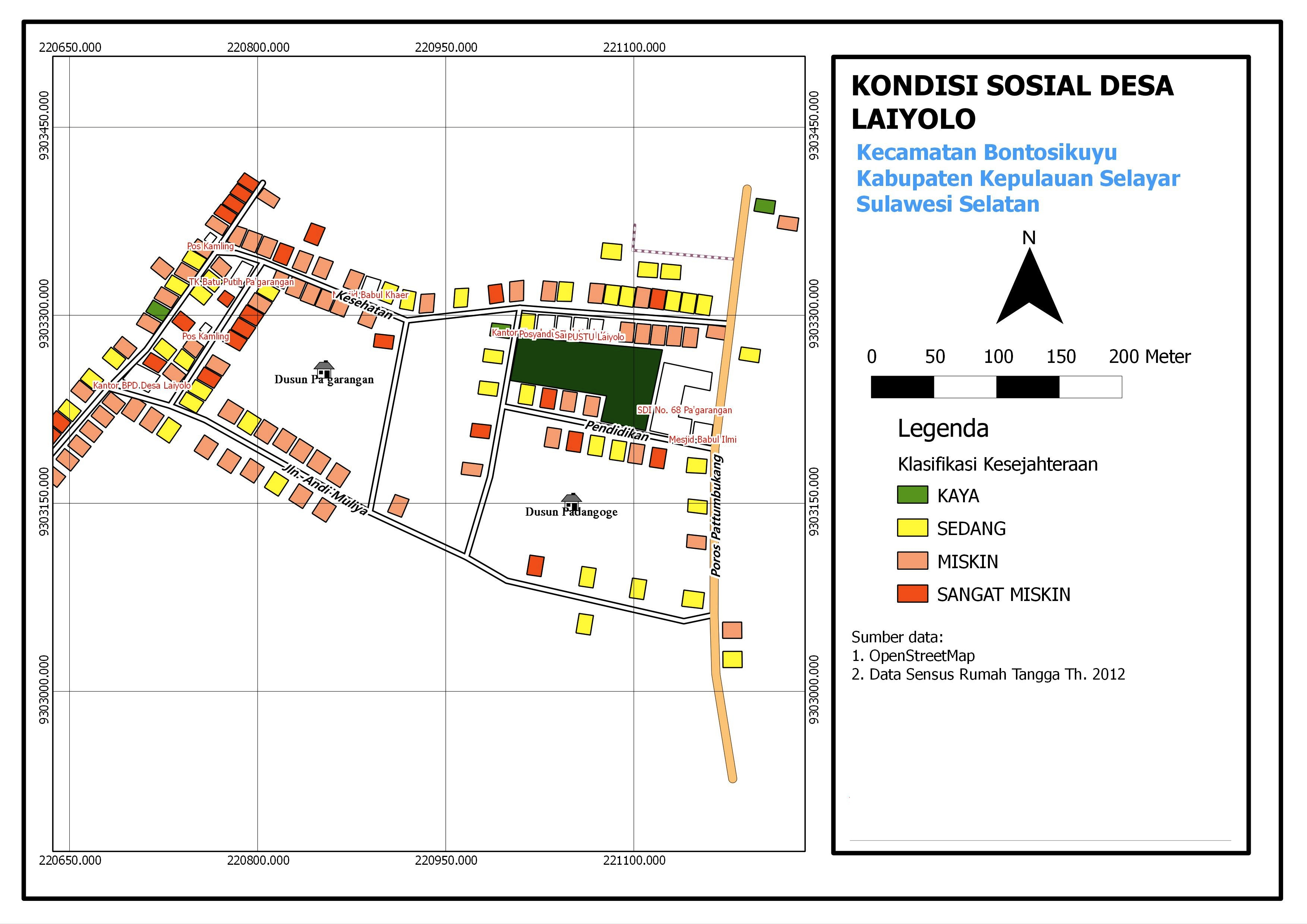 Peta Indonesia: Peta Indonesia Qgis