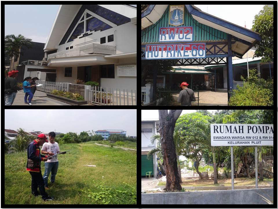 Survei Pengambilan POI di Wilayah Muara Karang