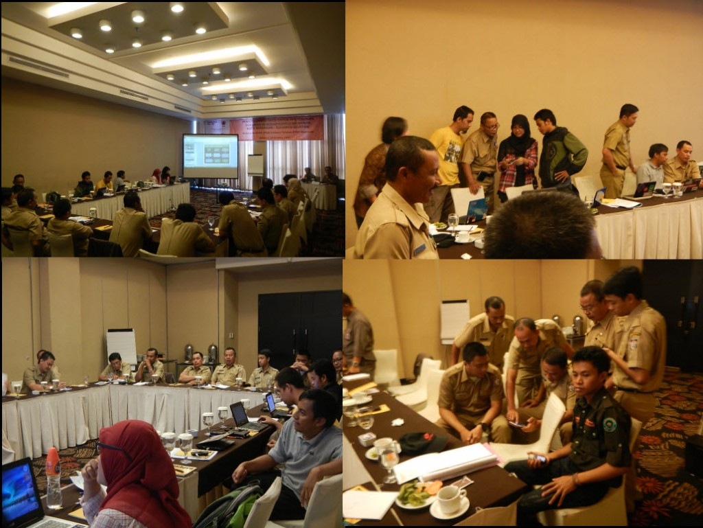 Discussion Technical Implementation of the Field Survey