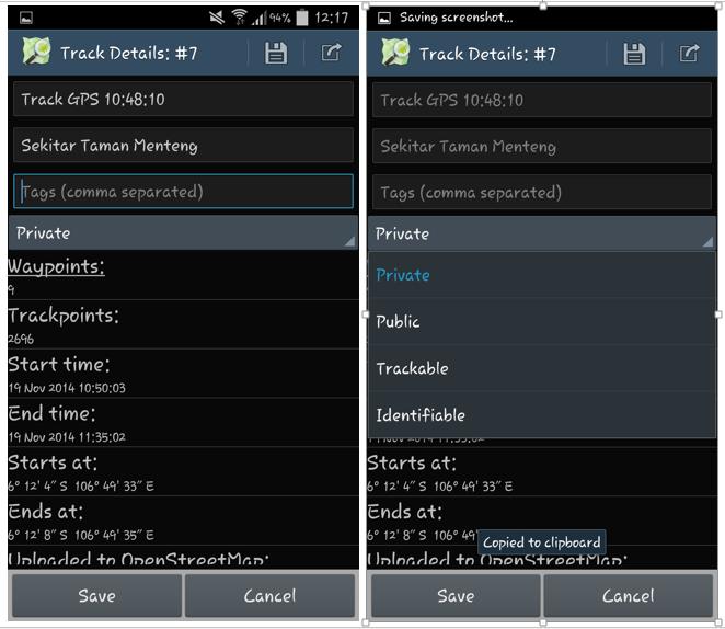 halaman track gps