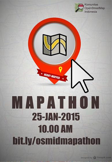 Mapathon 25-Jan-2015