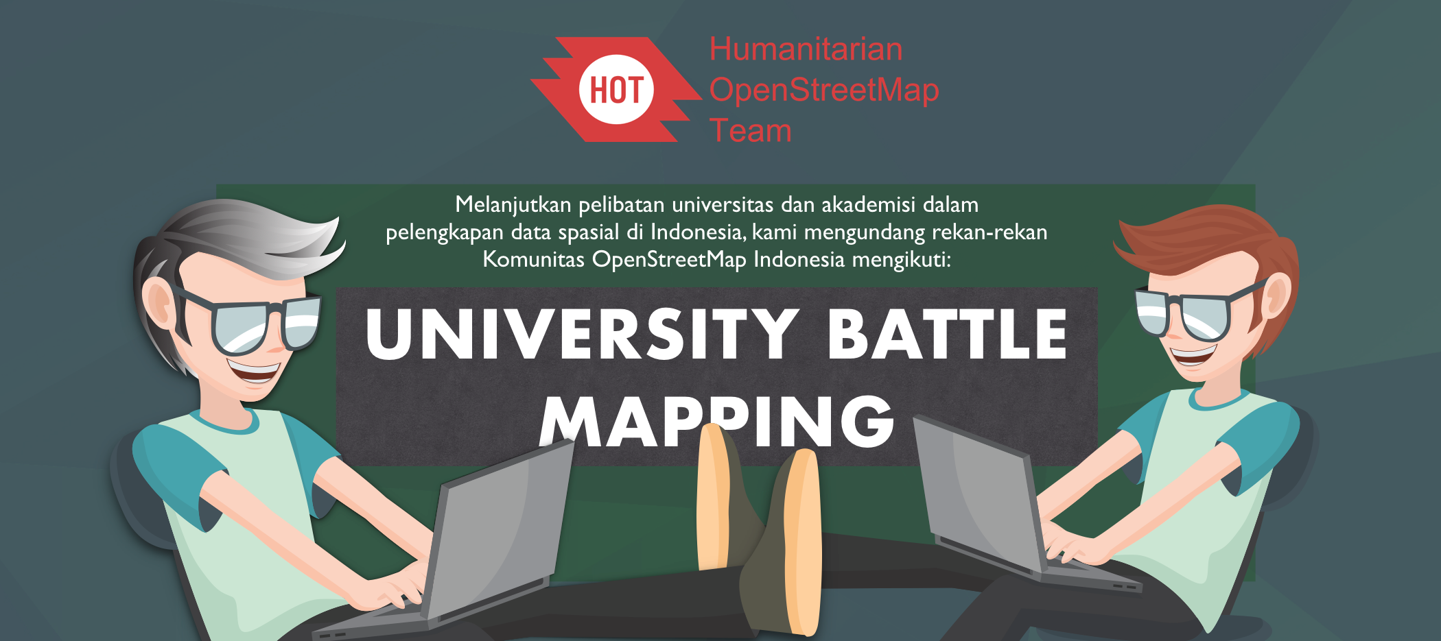 University Battle Mapping 2017   OpenStreetMap Indonesia