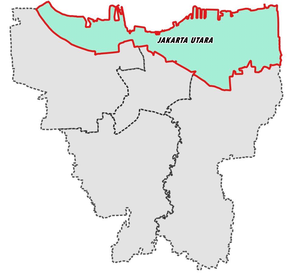 Jakarta Capital Region Data Openstreetmap Indonesia