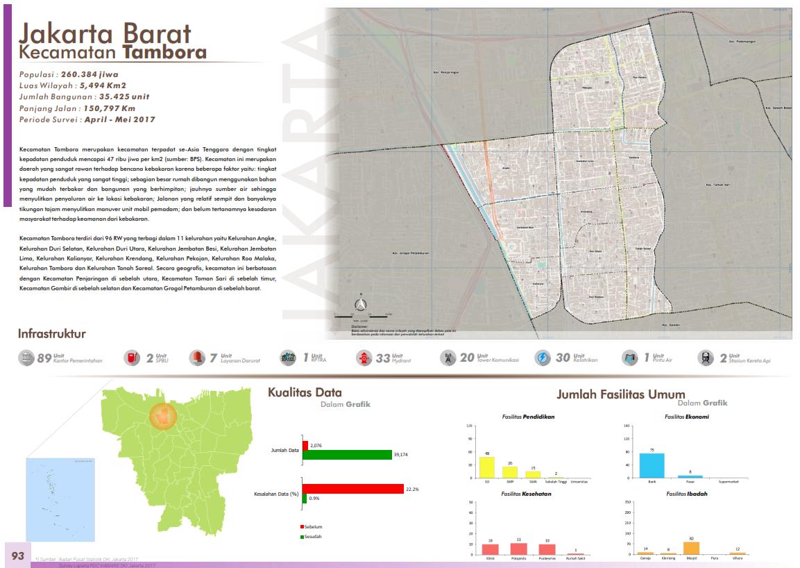 Peta Kelurahan-Kelurahan di Jakarta Barat | OpenStreetMap ...